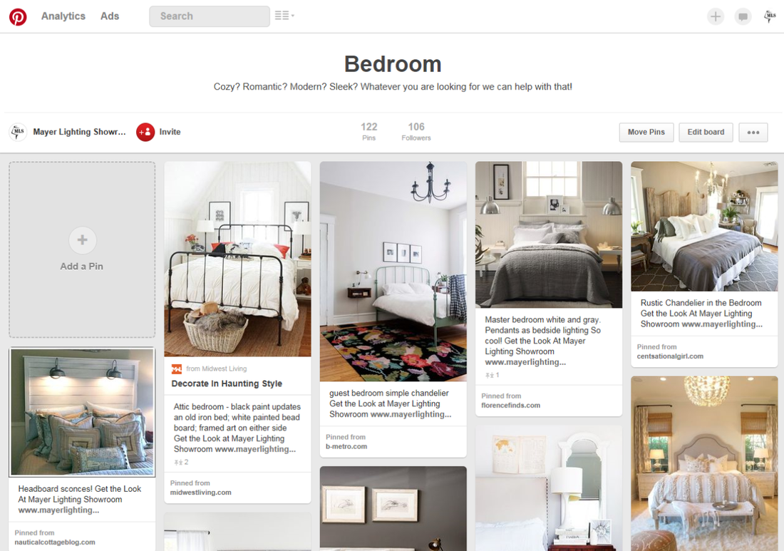 Our  Bedroom  board on Pinterest is by far our most visited idea page. Thereu0027s no mystery about why we love to dream about decorating our bedrooms.  sc 1 st  My Site & Blog azcodes.com